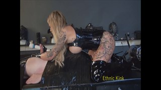 Calea Toxic Plays With Your Cock