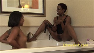 Vanessa Monet Helps Allure Cum