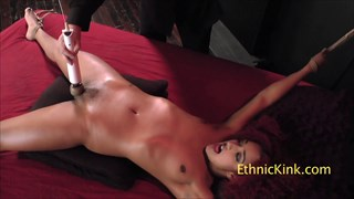 Daisy Ducati Struggles With The Vibrator